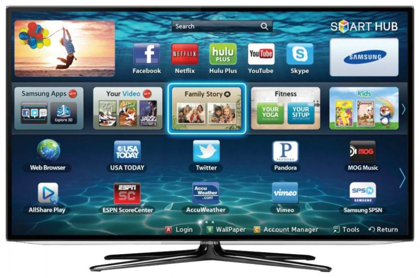 Google play store para smart tv