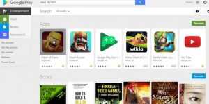 play store para windows