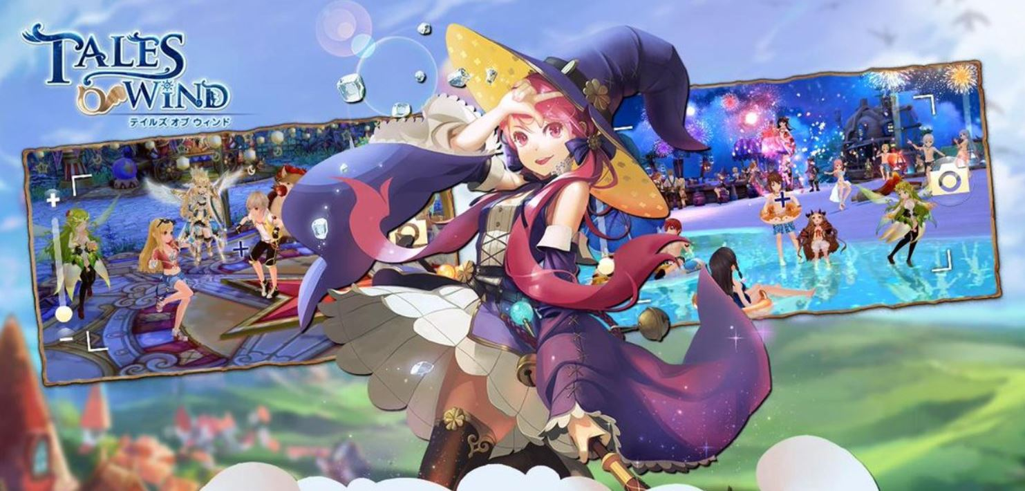 tales of wind android download
