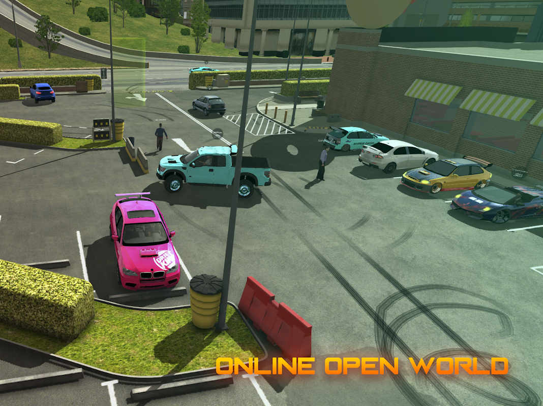 car parking multiplayer android