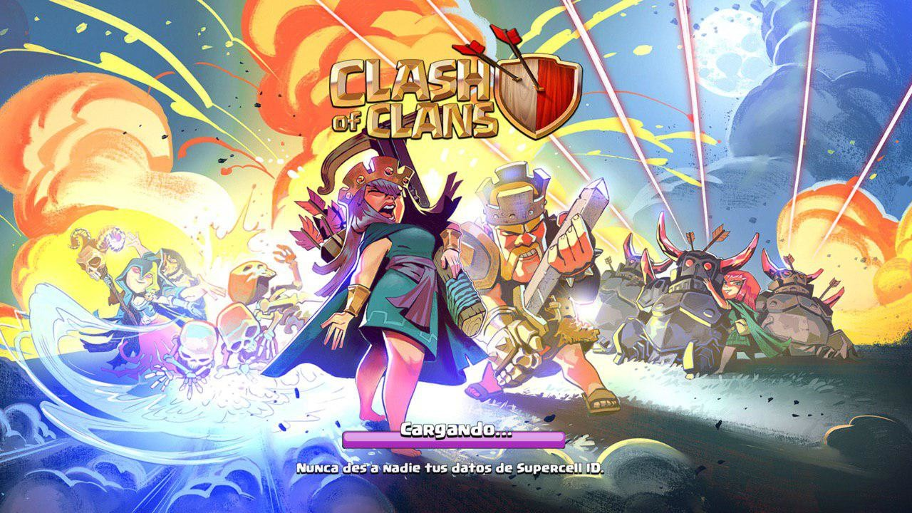 clash of clans coc android