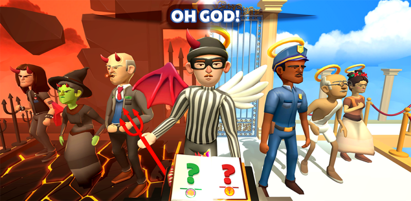 Oh God! download android game