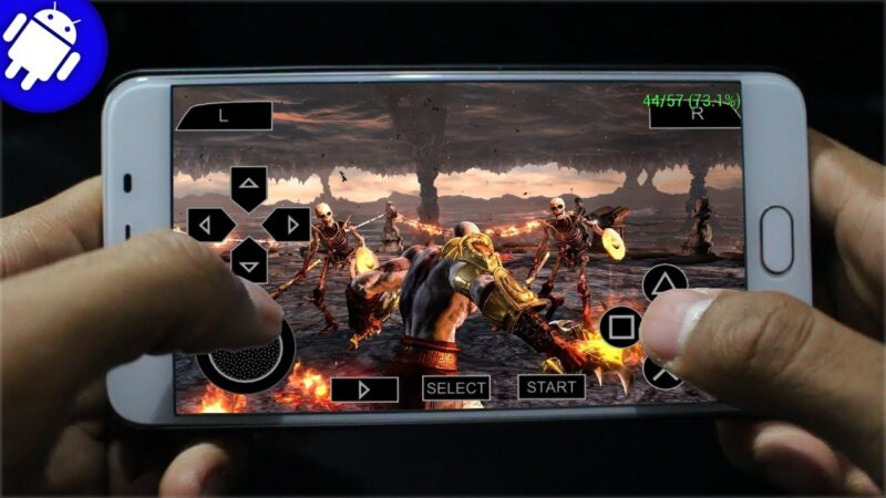 PPSSPP – PSP emulator Android