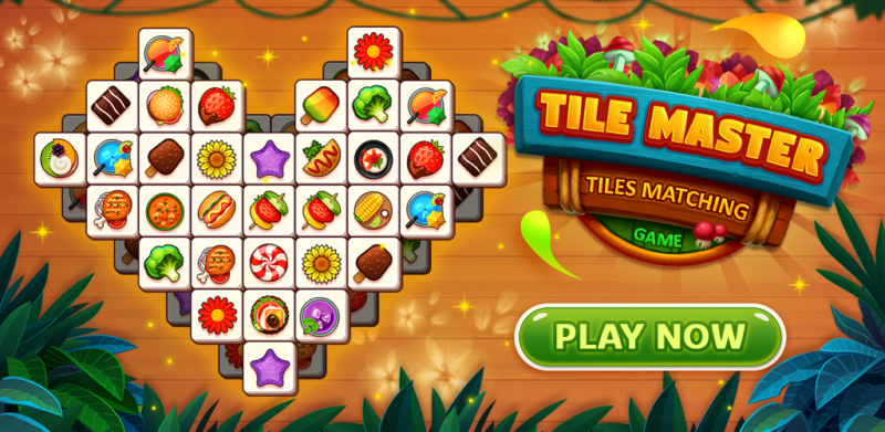 Tile Master – Classic Triple Match & Puzzle Game Android