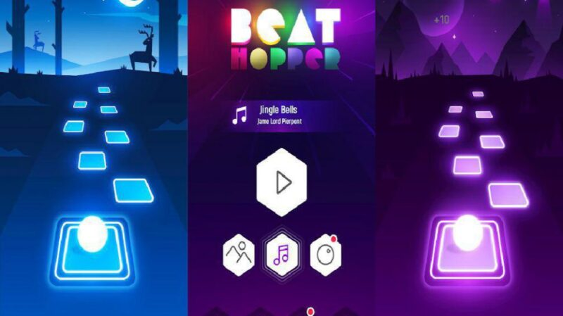 Tiles Hop EDM Rush Android